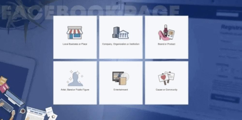 Cómo elegir una categoría para su página de Facebook
