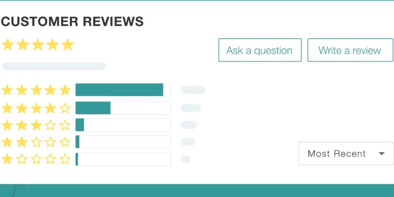 Reviews Widget